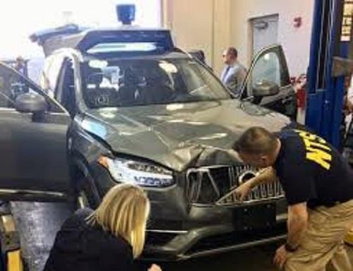 - 3 27UberCrash 2 - Initial Forensic Analysis of the Uber Self-Driving Car Incident in Arizona