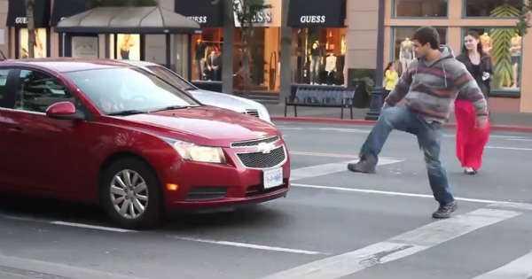 - 10 5LEliot Pranking 1 - Pranking of AI Self-Driving Cars